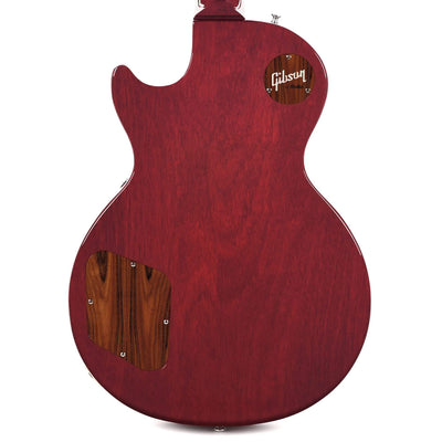 GibsonbyThalia Gibson Custom Parts Santos Rosewood | Les Paul Custom Parts Backplate Combo / Translucent Cherry / Exposed