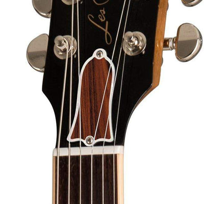 GibsonbyThalia Gibson Custom Parts Santos Rosewood | Les Paul Custom Parts Truss Rod Cover / Honeyburst / Covered