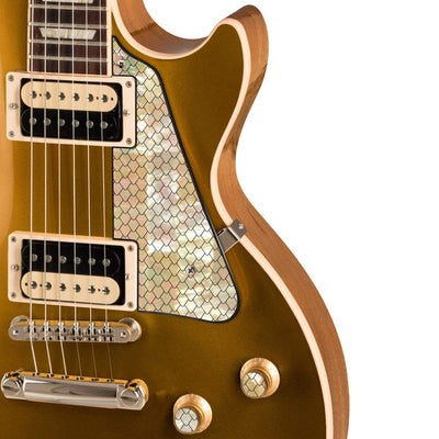 GibsonbyThalia Gibson Custom Parts Vintage Dragon Scales | Les Paul Custom Parts Pickguard / Goldtop / Exposed
