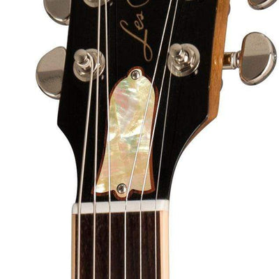 GibsonbyThalia Gibson Custom Parts Vintage Mother of Pearl | Les Paul Custom Parts Truss Rod Cover / Goldtop / Covered