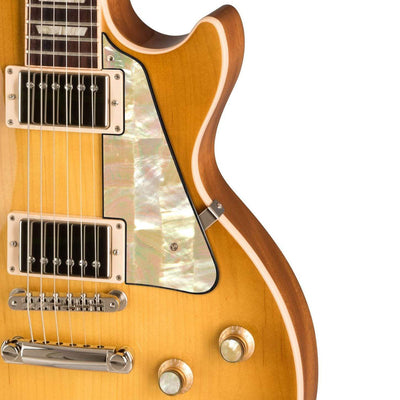 GibsonbyThalia Gibson Custom Parts Vintage Pearl | Les Paul Custom Parts Pickguard / Honeyburst / Covered