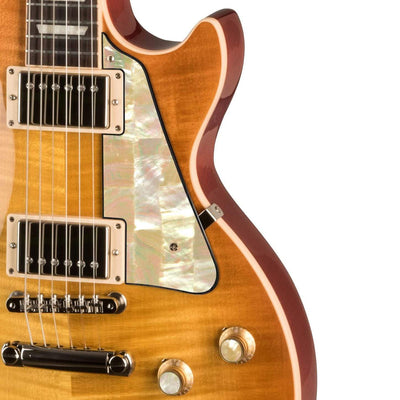 GibsonbyThalia Gibson Custom Parts Vintage Pearl | Les Paul Custom Parts Pickguard / Unburst / Covered