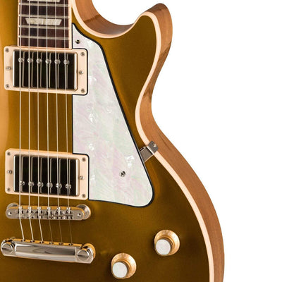 GibsonbyThalia Gibson Custom Parts White Mother of Pearl | Les Paul Custom Parts Pickguard / Goldtop / Covered