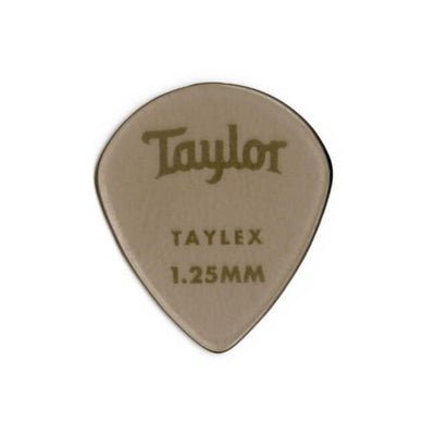 Taylor Picks Taylor Premium 651 Taylex 6-pack - Guitar Picks 1.25mm