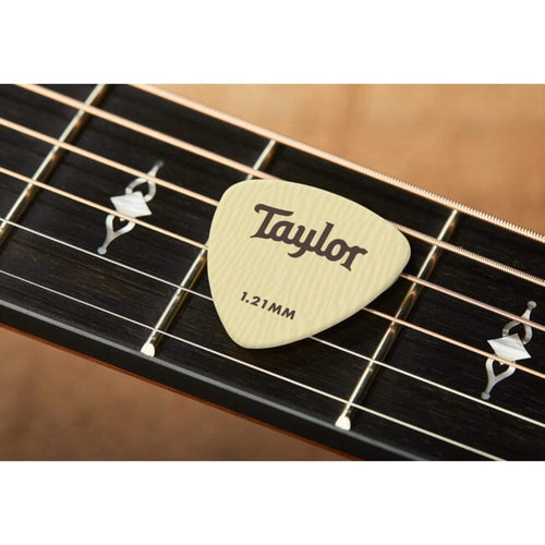 Taylor Picks Taylor Premium Darktone Ivoroid 346 | Guitar Picks 1.21mm