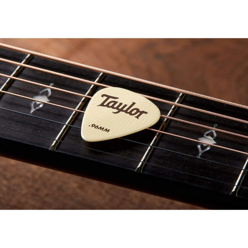 Taylor Picks Taylor Premium DarkTone Ivoroid 351 6-Pack | Guitar Picks