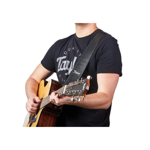 "Taylor Strap Taylor 2.5"" Black 