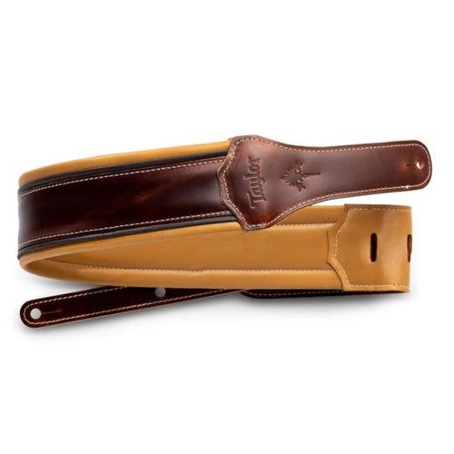 Taylor Strap Taylor Ascension | Leather Guitar Strap 2.5""