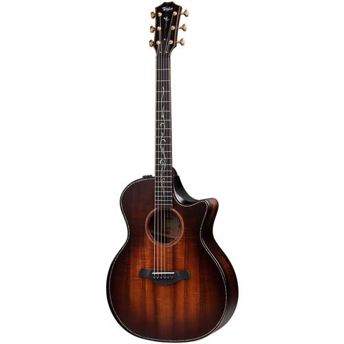Taylor Taylor Guitar Taylor Builder's Edition K24ce Grand Auditorium | Hawaiian Koa