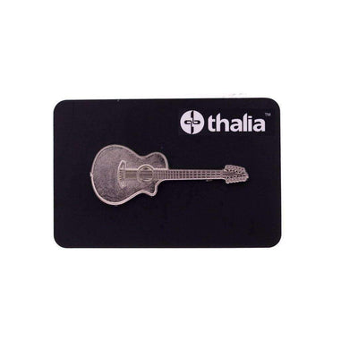 Thalia Capos Pin 12-String Guitar Pin Nickel