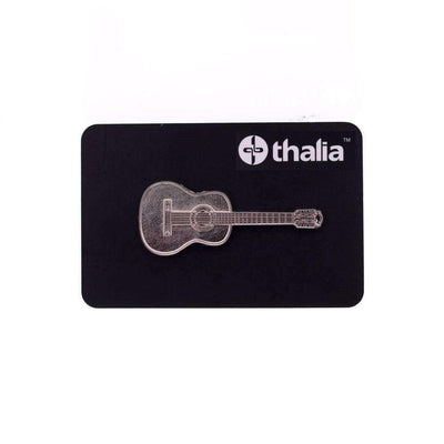 Thalia Capos Pin Classical Guitar Pin Nickel