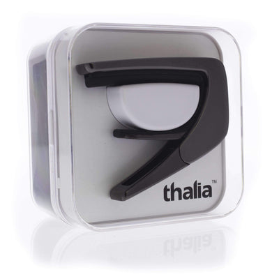 Thalia Custom Capo Black Ripple | Custom Capo