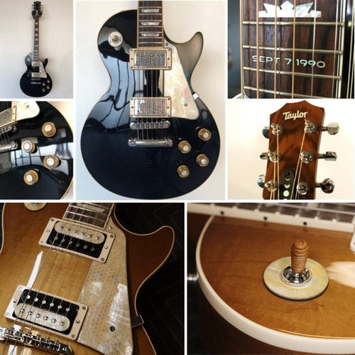 Thalia Custom Parts Guitar Makeover
