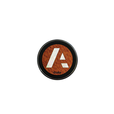 thalia Wireless Charger Anaplan Pearl A Logo | Fast Wireless Charger Brazilian Lacewood / Small (70mm)