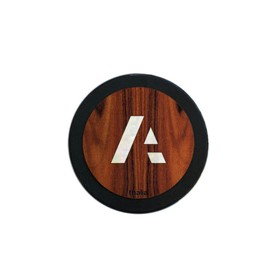 thalia Wireless Charger Anaplan Pearl A Logo | Fast Wireless Charger Santos Rosewood / Large (100mm)
