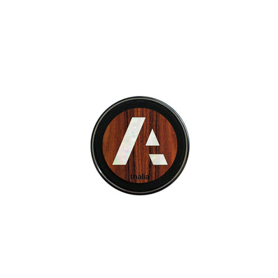 thalia Wireless Charger Anaplan Pearl A Logo | Fast Wireless Charger Santos Rosewood / Small (70mm)