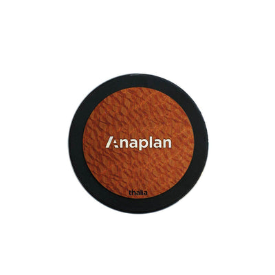 thalia Wireless Charger Anaplan Pearl Logo | Fast Wireless Charger Curly Hawaiian Koa / Large (100mm)