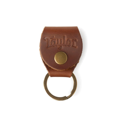 ThaliaCapos.com Taylor Key Ring with Pick Holder