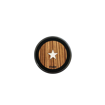 ThaliaCapos.com Wireless Charger Mother of Pearl Star | 70mm Fast Wireless Charger