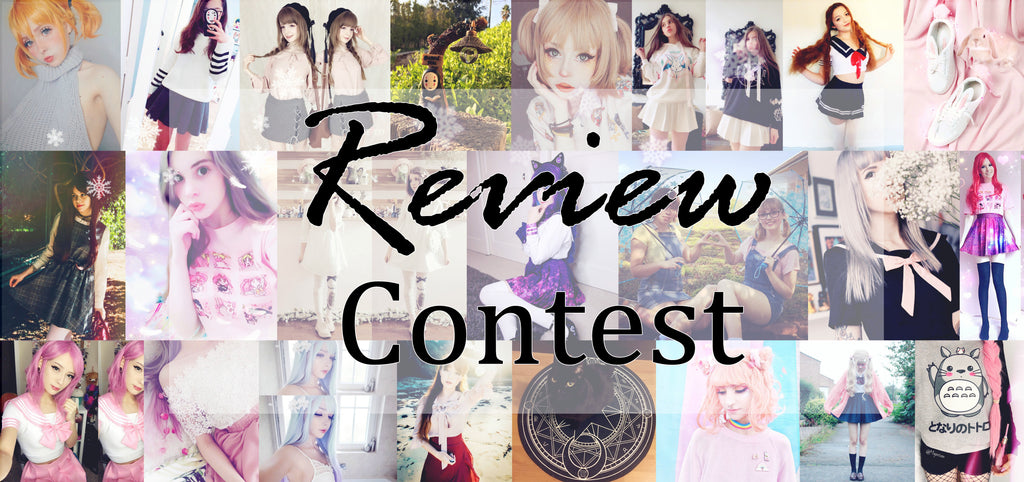Spreepicky Monthly Review Contest is Opening 👗✨