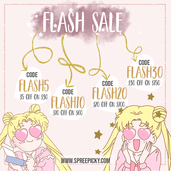 Annually  FLASH SALE! Up to $30 OFF!