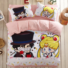 Sailor Moon Bedding