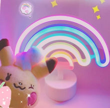 Load image into Gallery viewer, Cute Rainbow Night Light SP14754