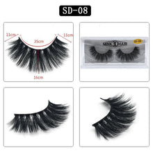 Load image into Gallery viewer, Faux Mink Lash F070