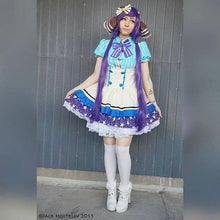 Load image into Gallery viewer, Cosplay [Love Live] Tojo Nozomi Candy Maid Dress SP153005 - SpreePicky  - 1