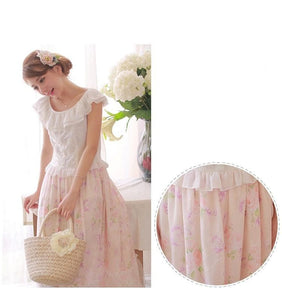 My Fairy Lady Dreamy Floral Dress SP152142 - SpreePicky  - 3