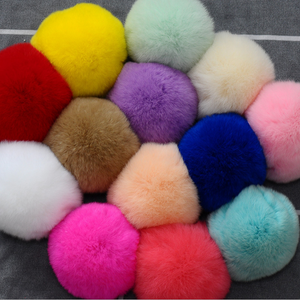 13 Colors Kawaii Fluffy PomPom Ball SP1710752