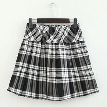 Load image into Gallery viewer, S-3XL Uniform Pleated Skirt SP154547 - SpreePicky  - 15