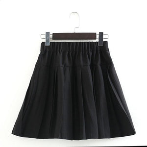 S-3XL Uniform Pleated Skirt SP154547 - SpreePicky  - 16
