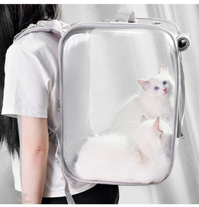 Portable Foldable Breathable Pet Carrier Backpack Pet bag SP15180