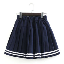 Load image into Gallery viewer, S-3XL Uniform Pleated Skirt SP154547 - SpreePicky  - 19