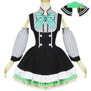 Cosplay Love Live Eli Ayase Lolita Candy Maid Dress SP153098 - SpreePicky  - 1