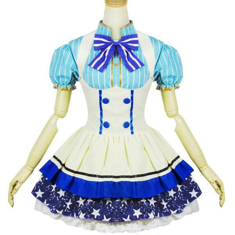 Cosplay [Love Live] Tojo Nozomi Candy Maid Dress SP153005 - SpreePicky  - 2