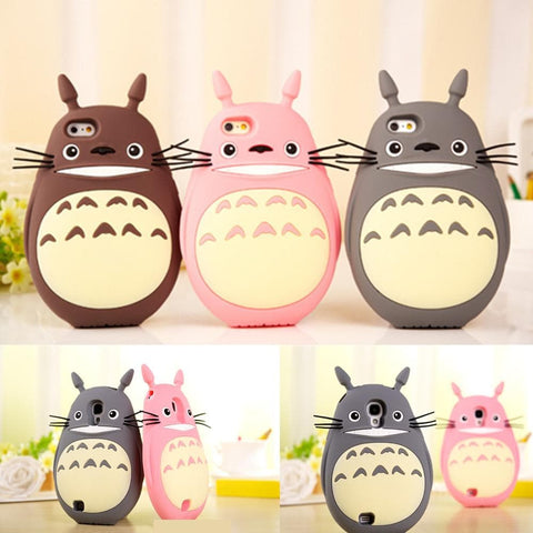 4 colors Totoro Phone Case SP153334 - SpreePicky  - 2
