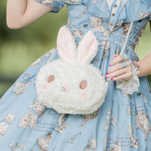 Lolita Rabbit Ear Single Shoulder Bag SP15213