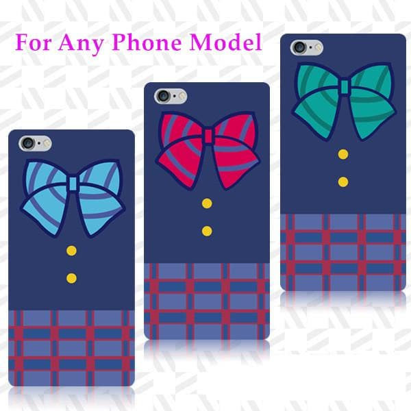 Love Live Chibi Seifuku Uniform Phone Case SP153367 - SpreePicky  - 1