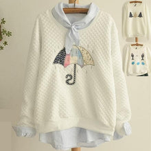 Load image into Gallery viewer, 4 Patterns Long Sleeve Jumper Sweater SP153459 - SpreePicky FreeShipping
