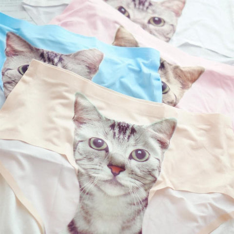 5 Colors Kitty in my Undies XD SP164915