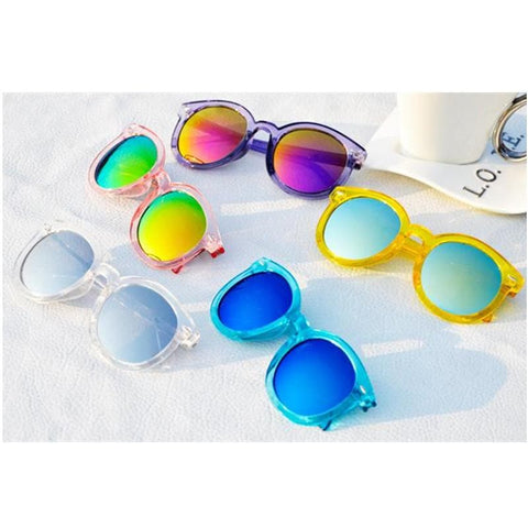 5 colors Vintage Sun Glasses SP152763