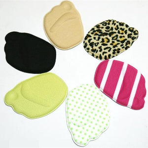 6 Colors Half Sole Insole Shoes Pad SP153275 - SpreePicky  - 1