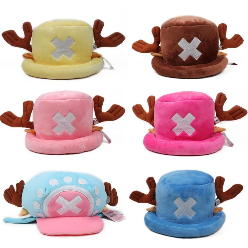 6 colors One Piece Chopper Fleece Hat SP153327 - SpreePicky  - 1