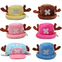 Load image into Gallery viewer, 6 colors One Piece Chopper Fleece Hat SP153327 - SpreePicky  - 1