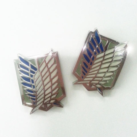 [Attack On Titan] Wings of Freedom Badge SP153442