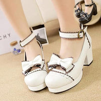 Black/White [Want a Date] Shoes SP153552 - SpreePicky  - 1