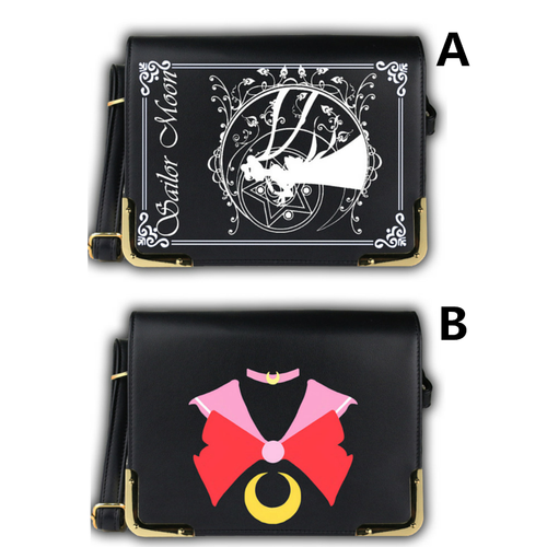 Black Sailor Moon Shoulder Bag SP167230