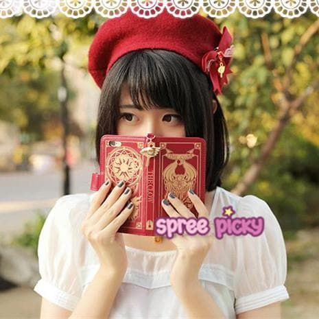 Card Captor Sakura The Clow Phone Case Cover SP154233 - SpreePicky  - 2